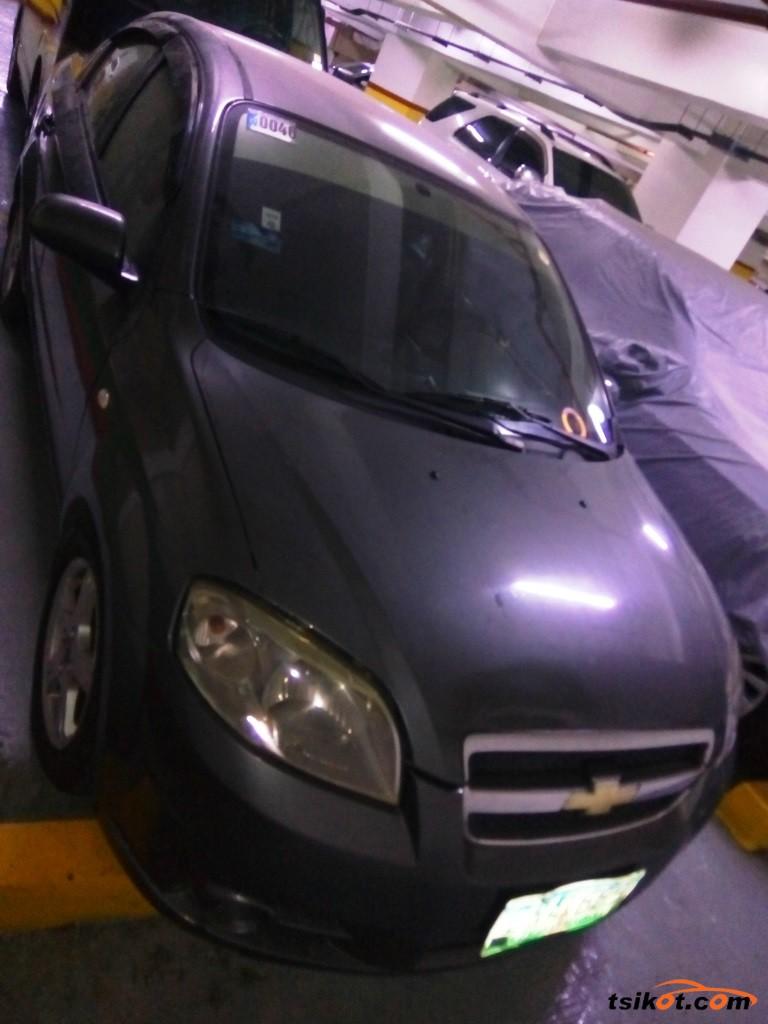 Chevrolet Aveo 2008 - 2