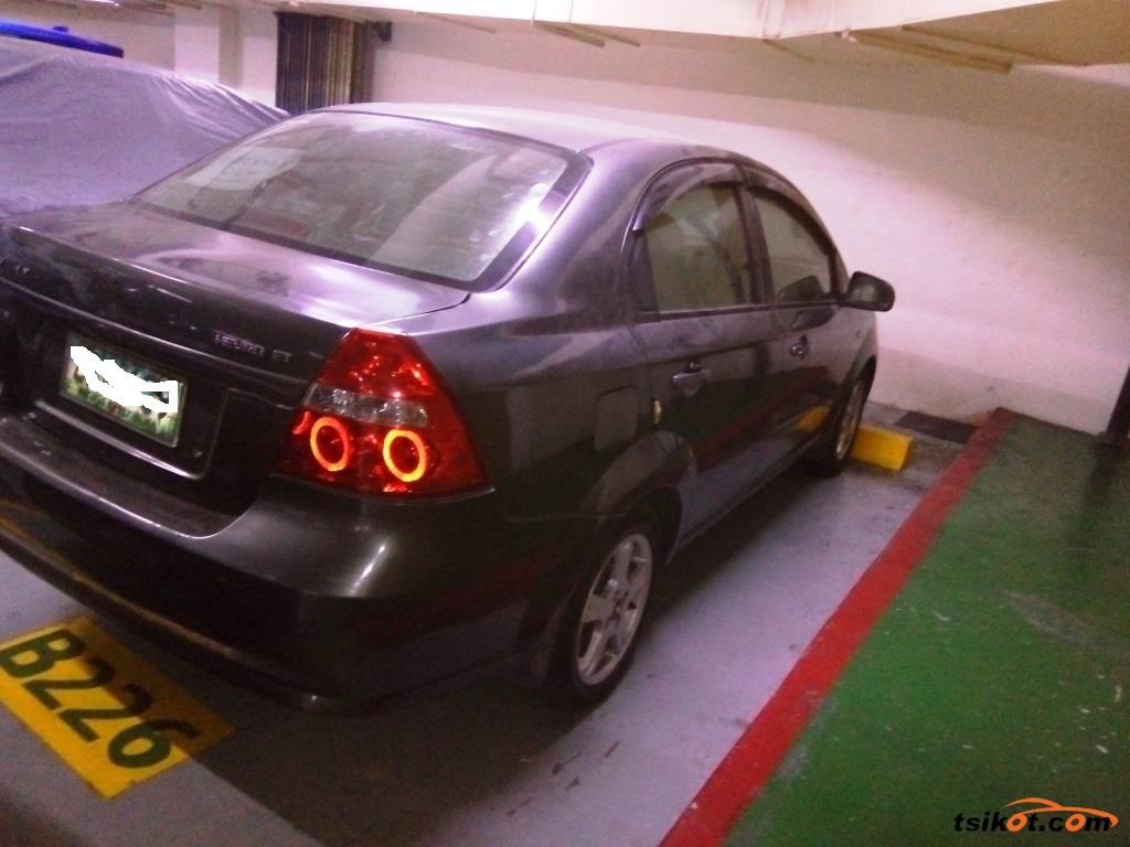 Chevrolet Aveo 2008 - 3