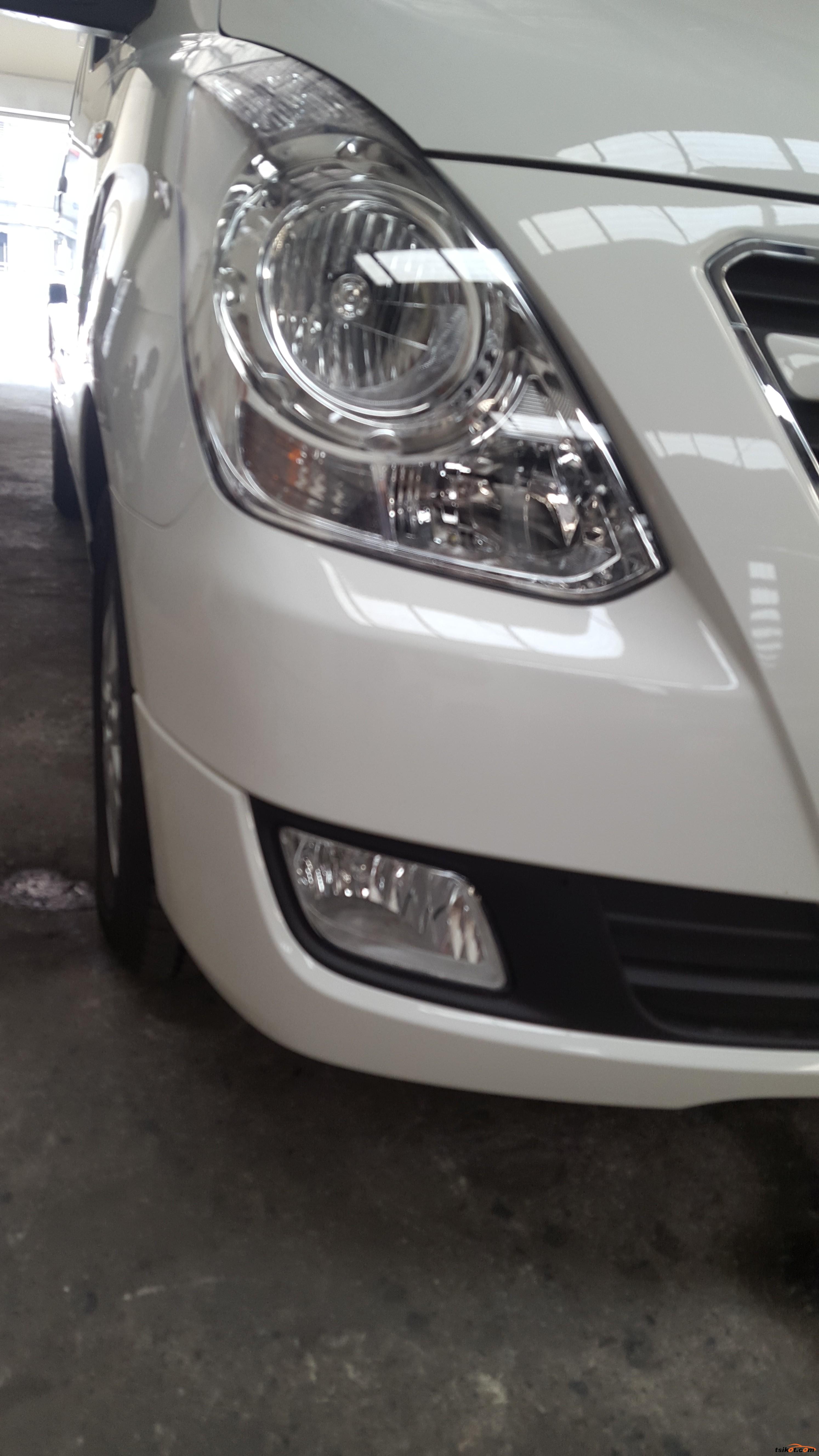 Hyundai G.starex 2017 - 6