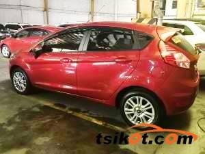 Ford Fiesta 2015 - 1