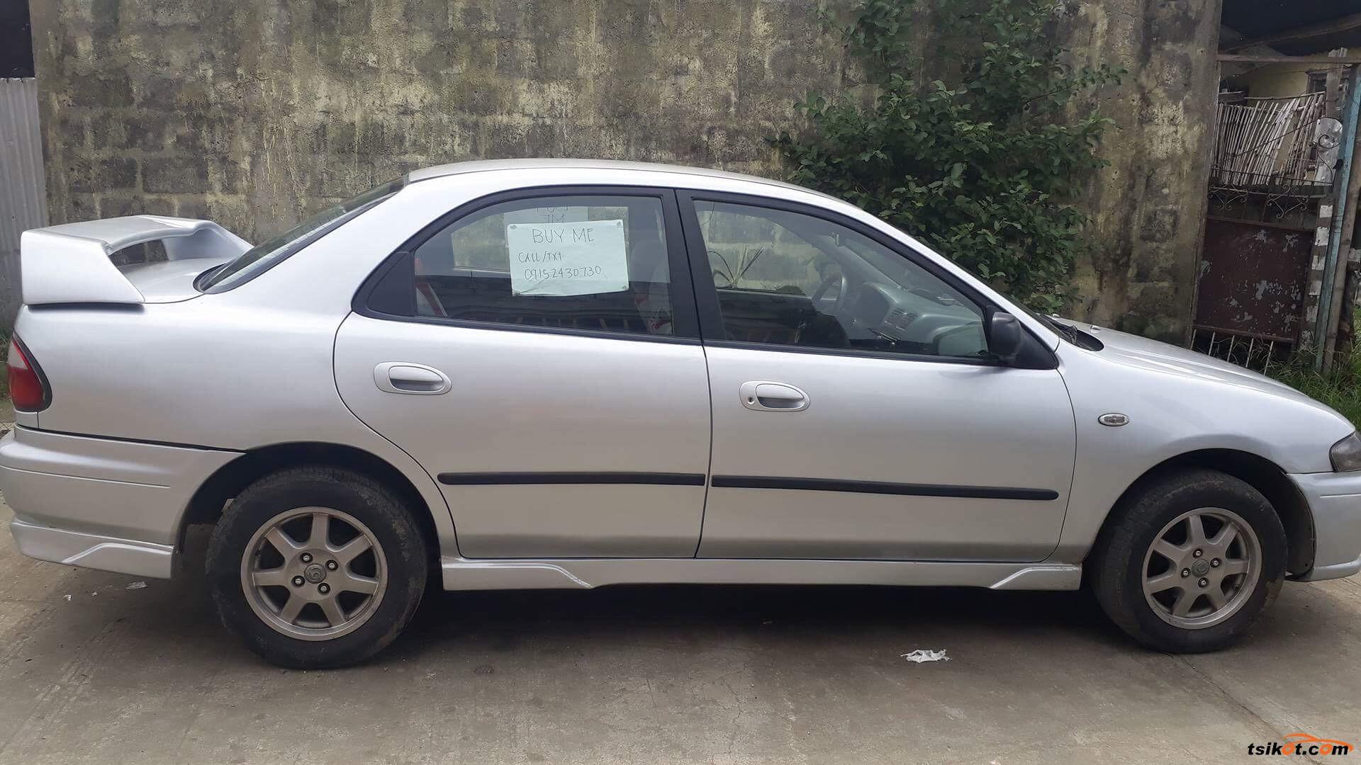 Mazda Familia 1998 - 10