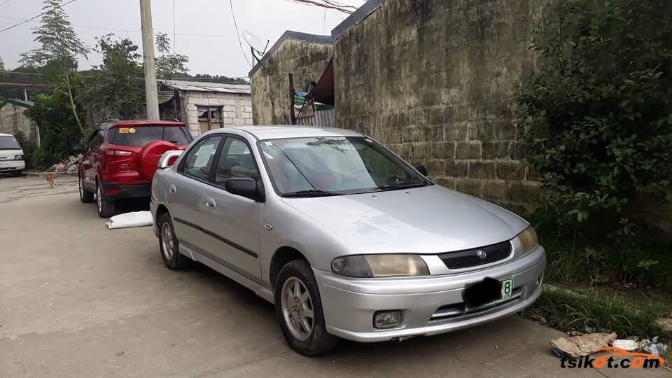 Mazda Familia 1998 - 9