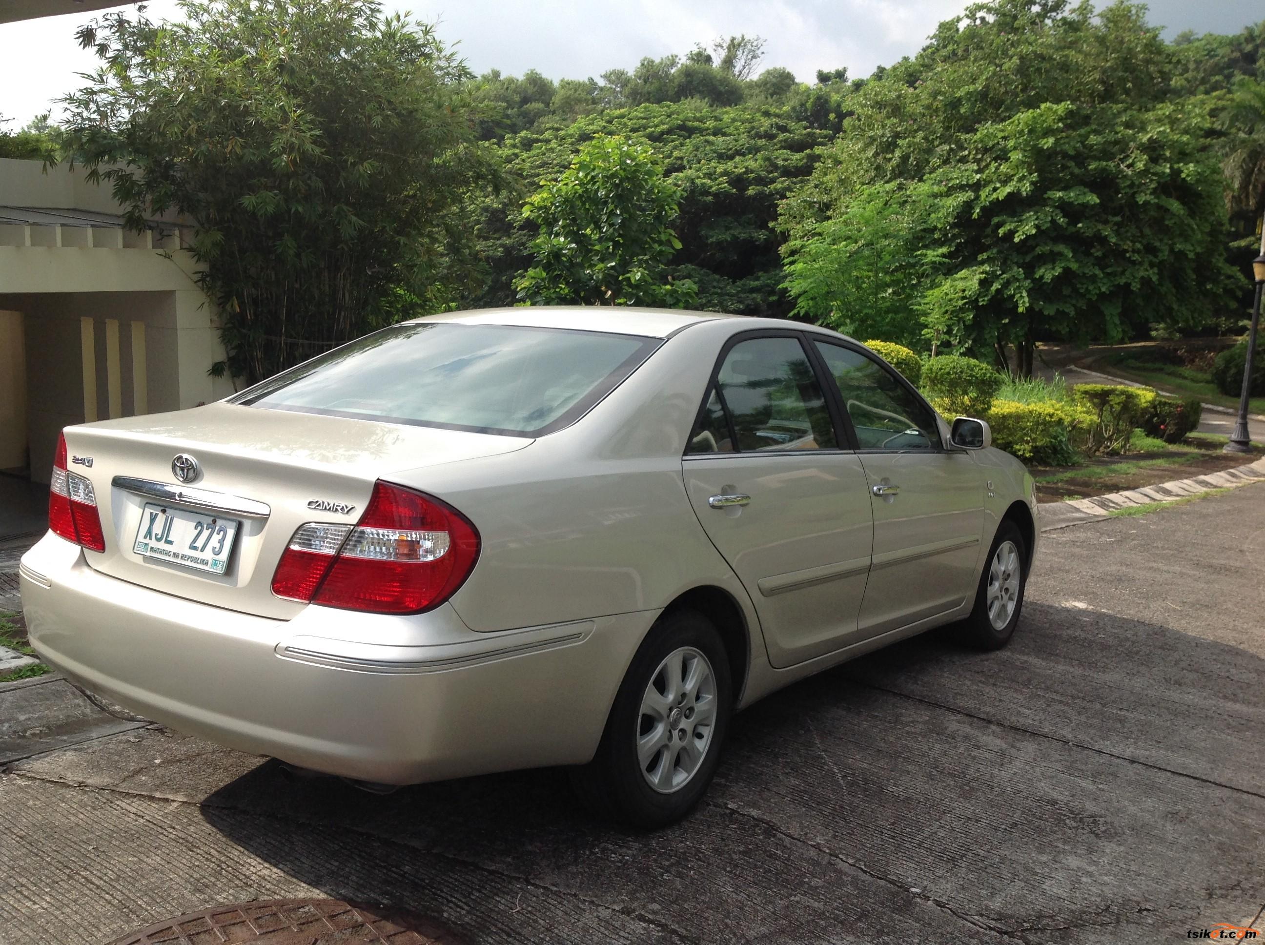 Toyota Camry 2003 - 6