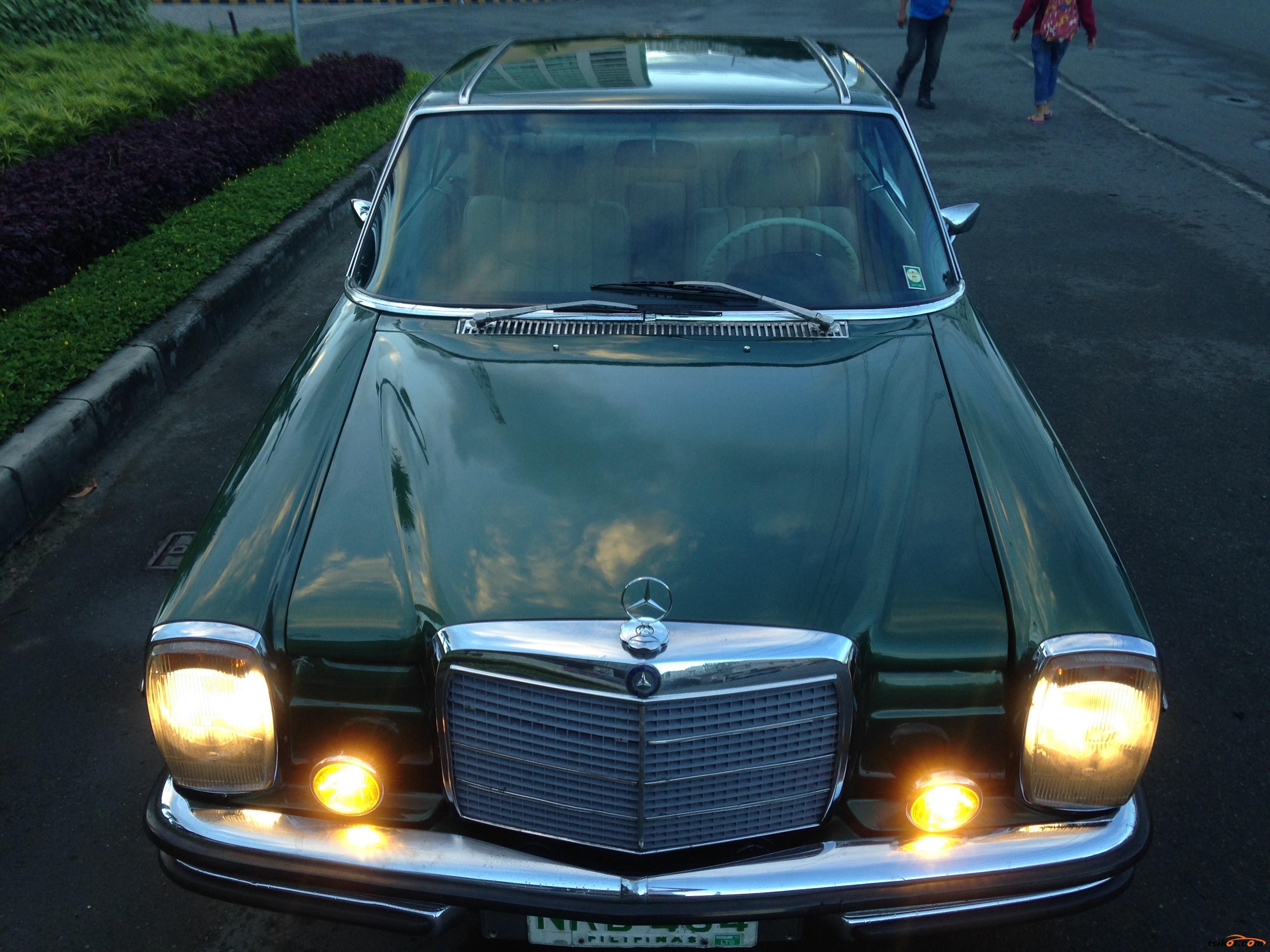 Mercedes-Benz 200 1973 - 6
