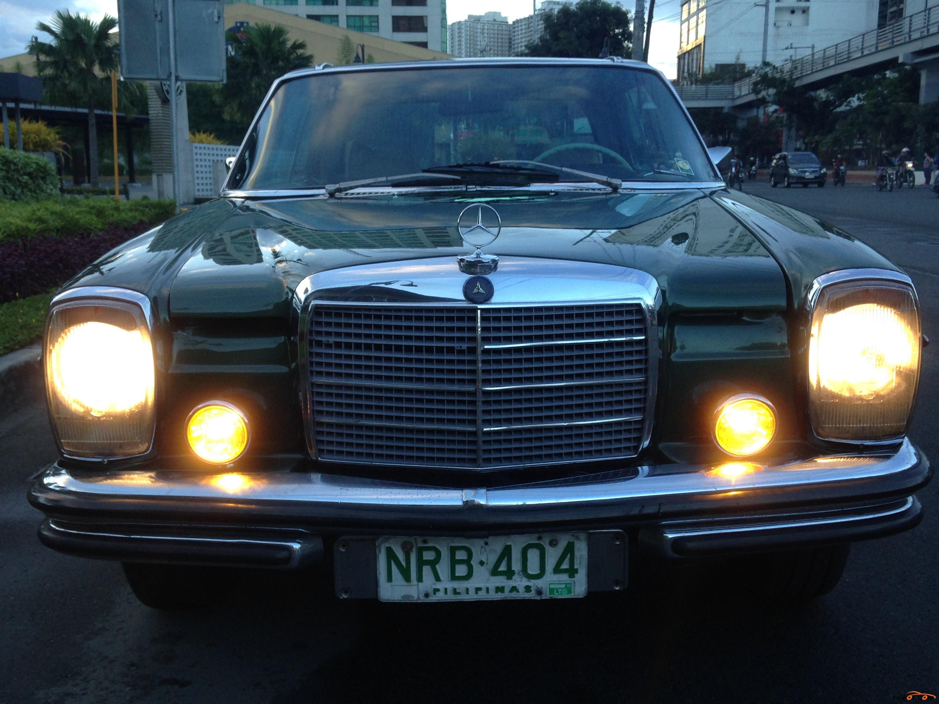 Mercedes-Benz 200 1973 - 8