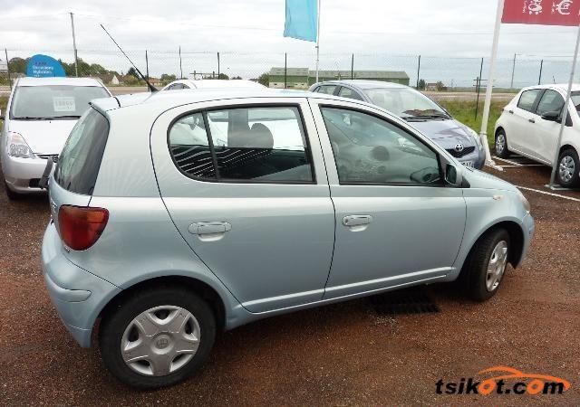 Toyota Yaris 2005 - 2