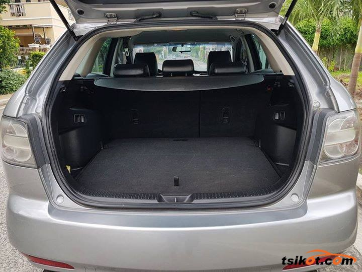 Mazda Cx-7 2011 - 10