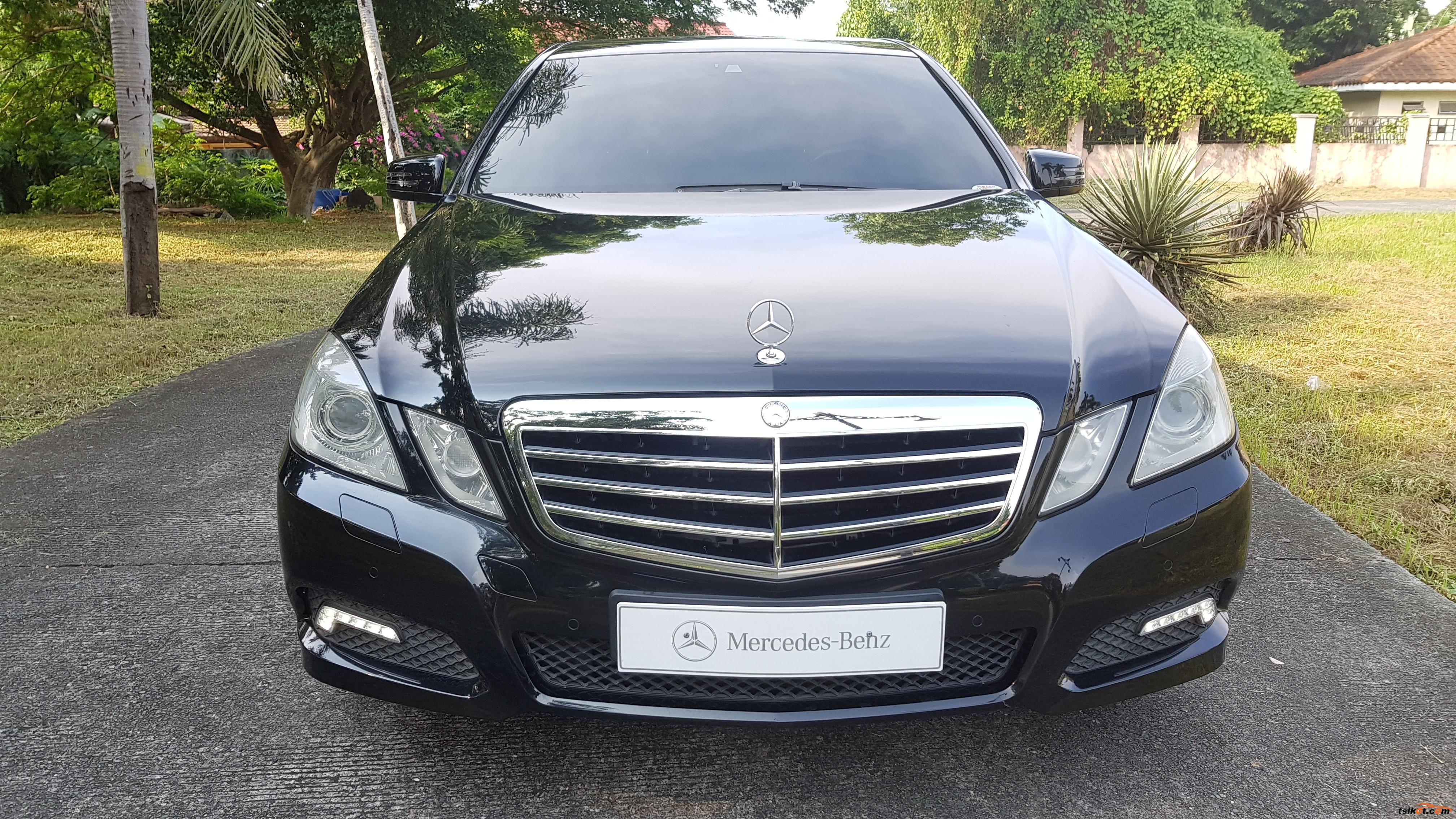 Mercedes-Benz E 2010 - 1