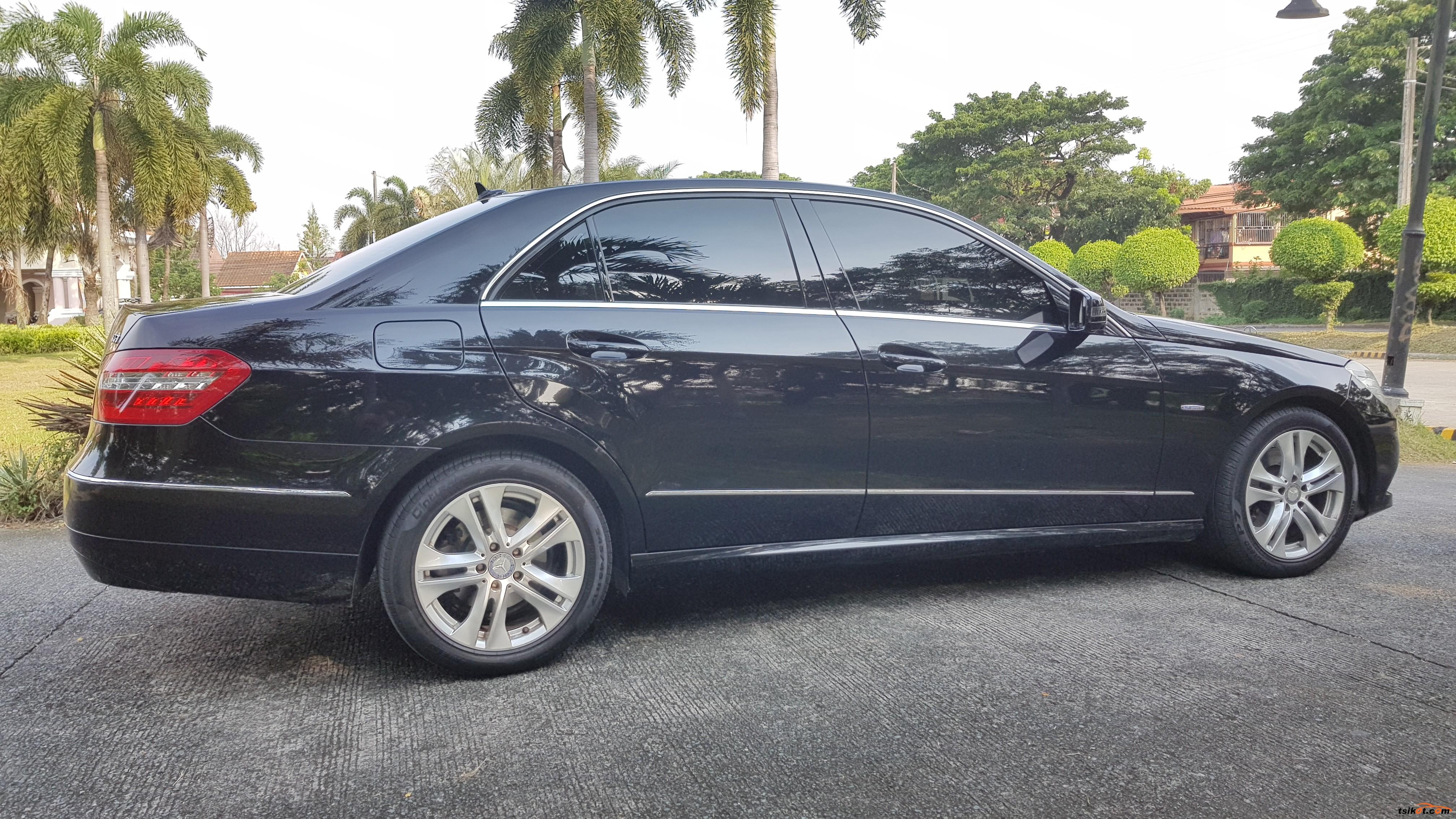 Mercedes-Benz E 2010 - 4