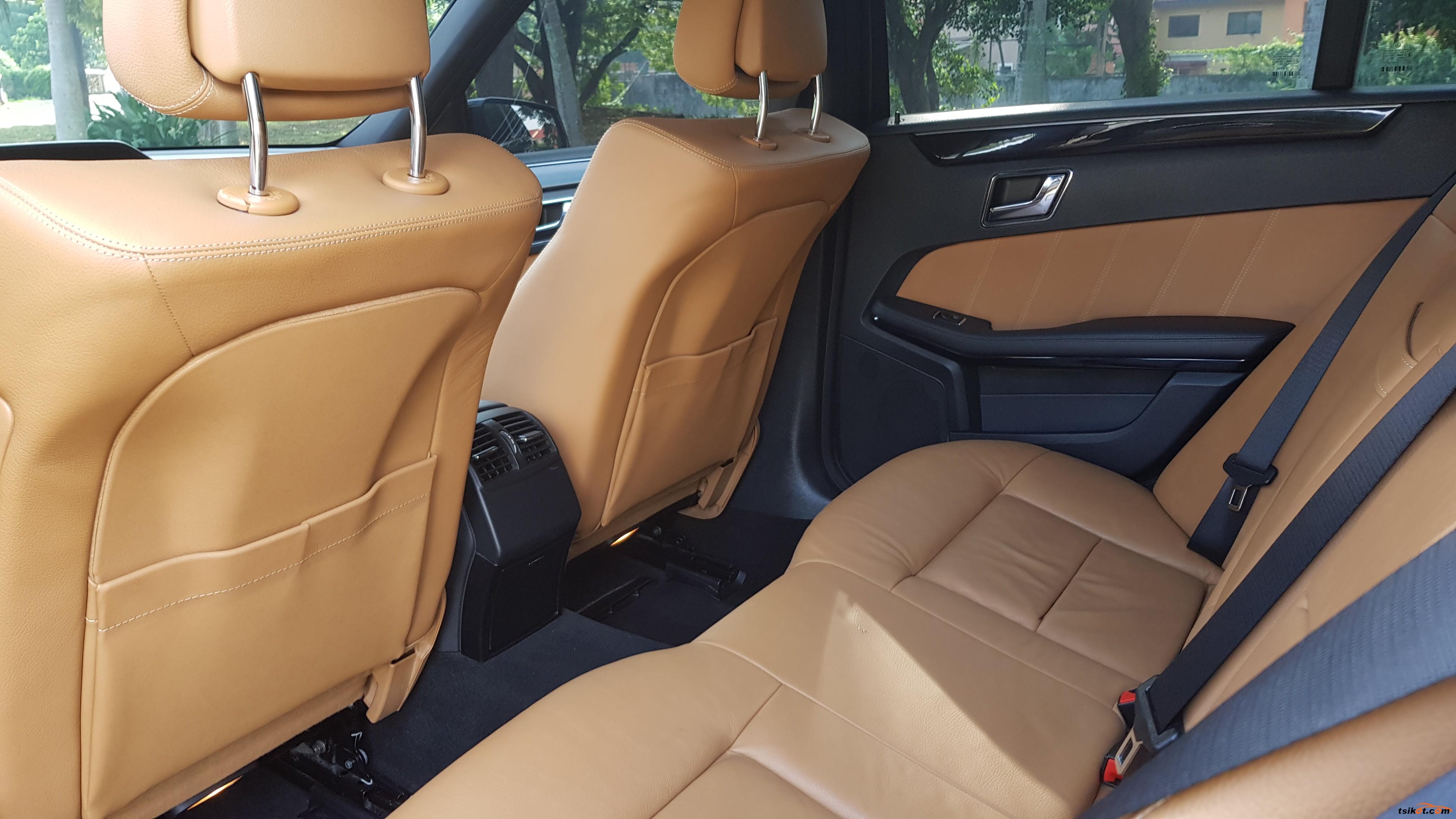 Mercedes-Benz E 2010 - 7