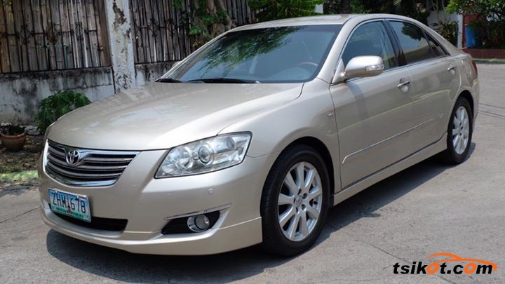 Toyota Camry 2007 - 7