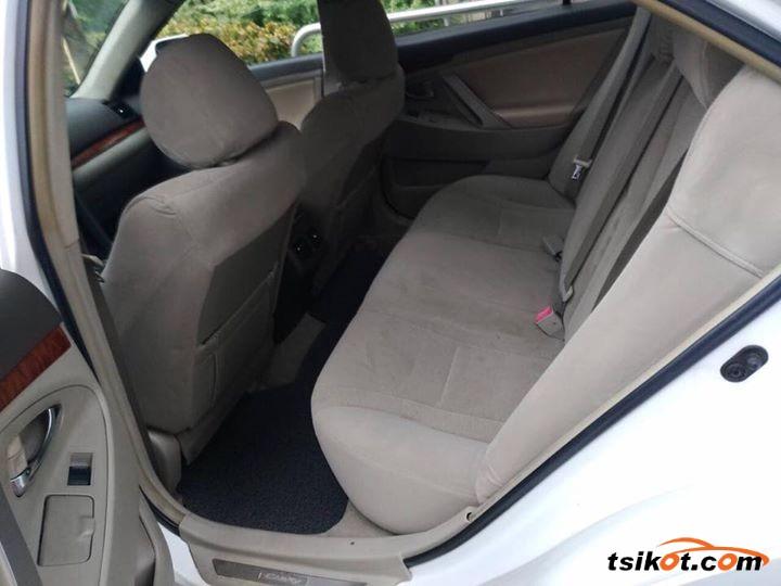 Toyota Camry 2007 - 8
