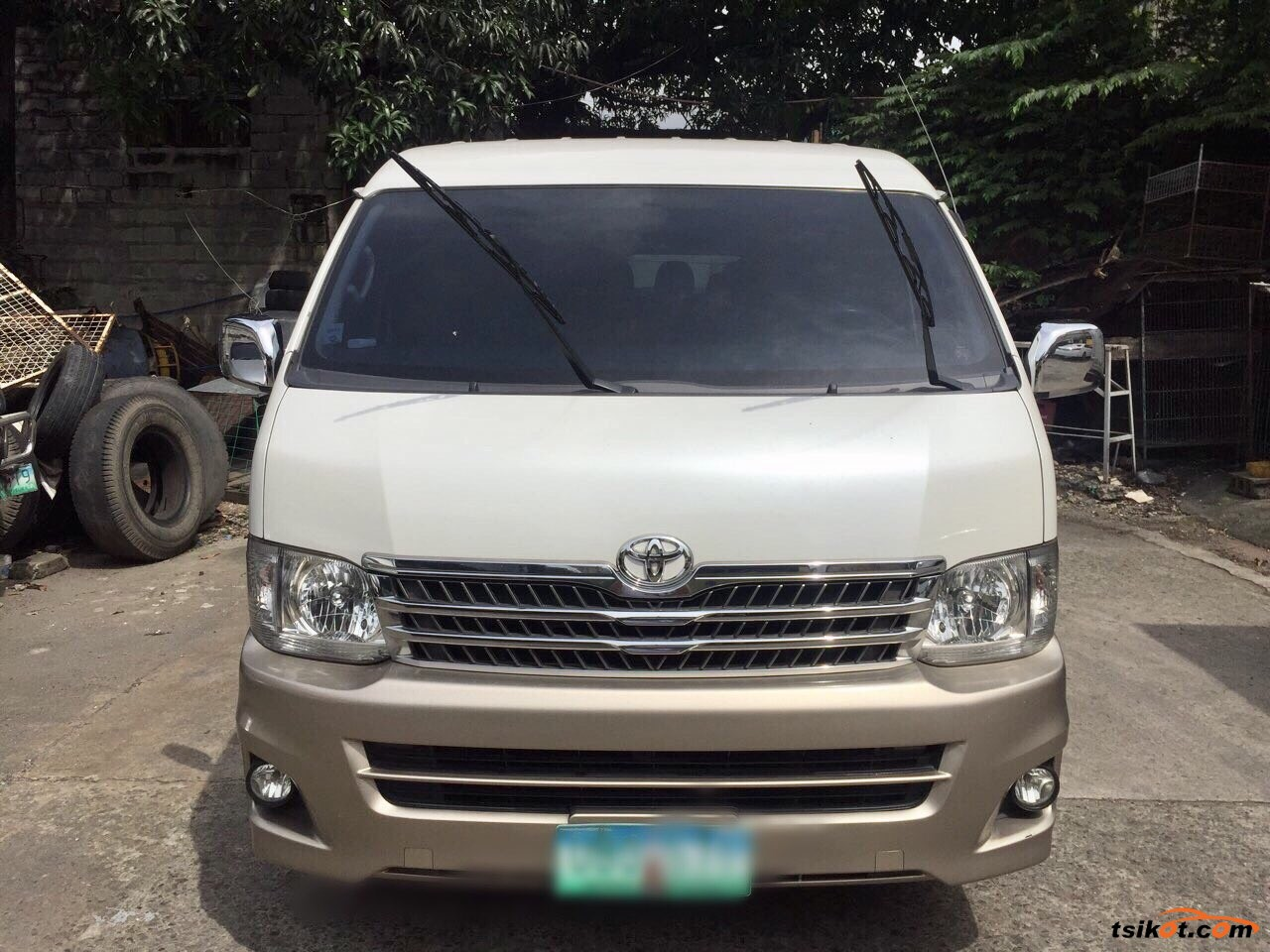 Toyota Super 2013 - 2