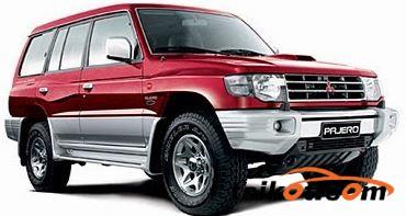 Mitsubishi Pajero 2004 - 1