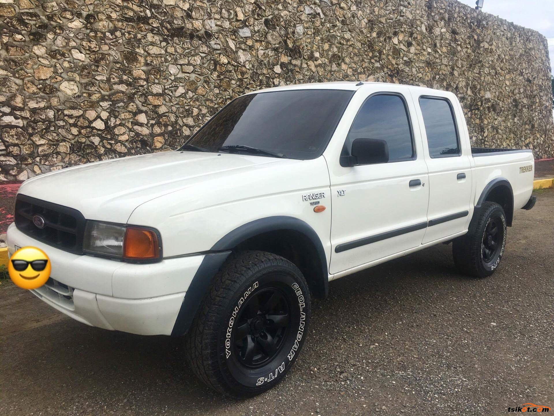 Ford Ranger 2003 - 1