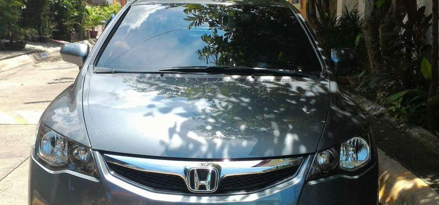Honda Civic 2010 - 11