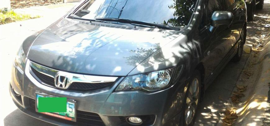 Honda Civic 2010 - 21