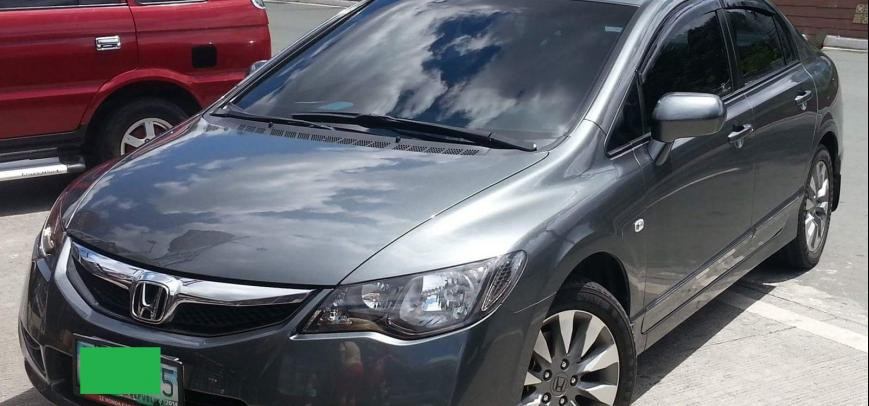 Honda Civic 2010 - 22