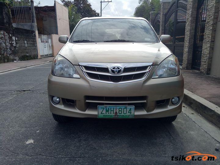 Toyota Avanza 2008 - 1
