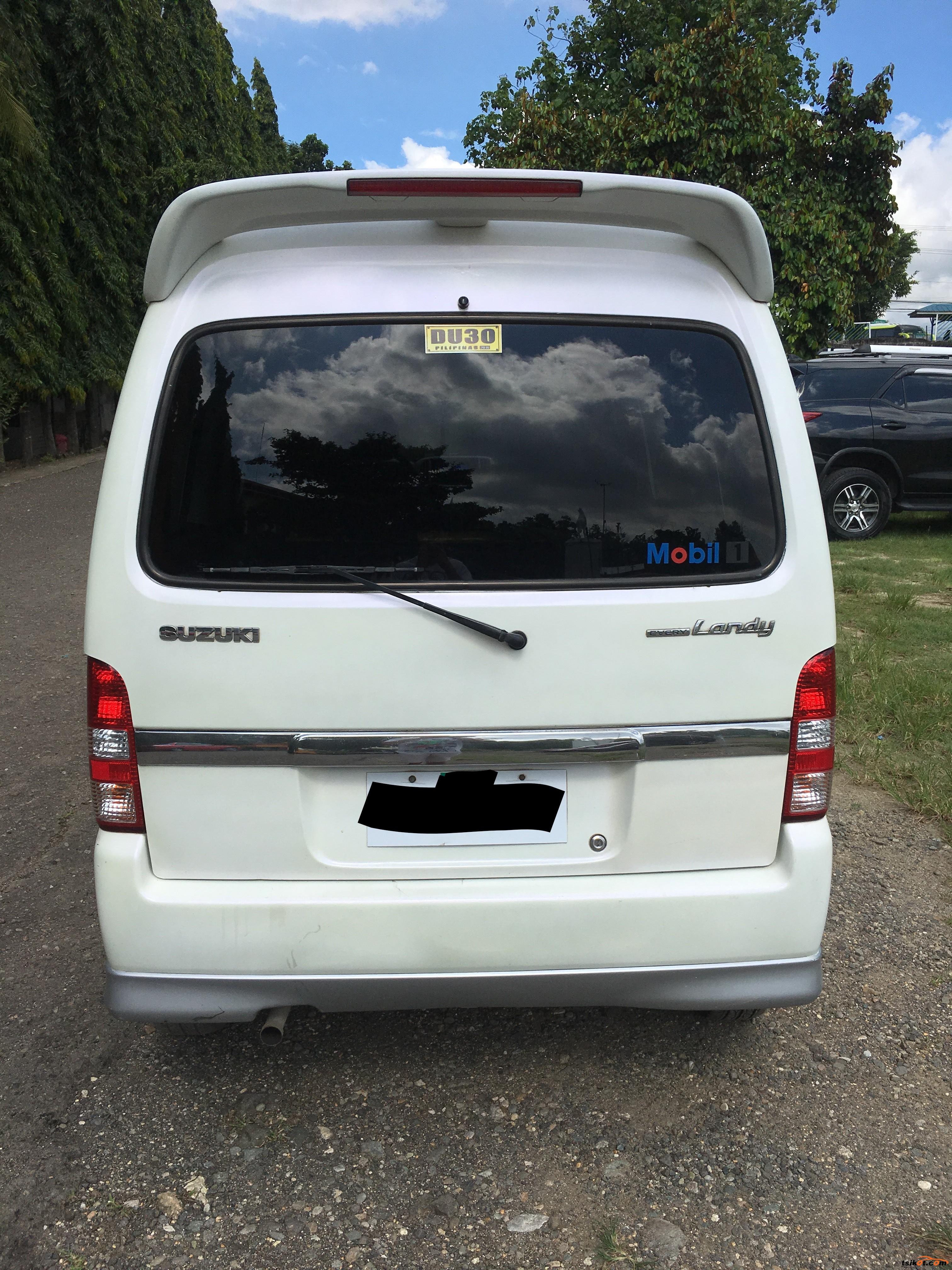 Suzuki Multi-Cab 2014 - 4