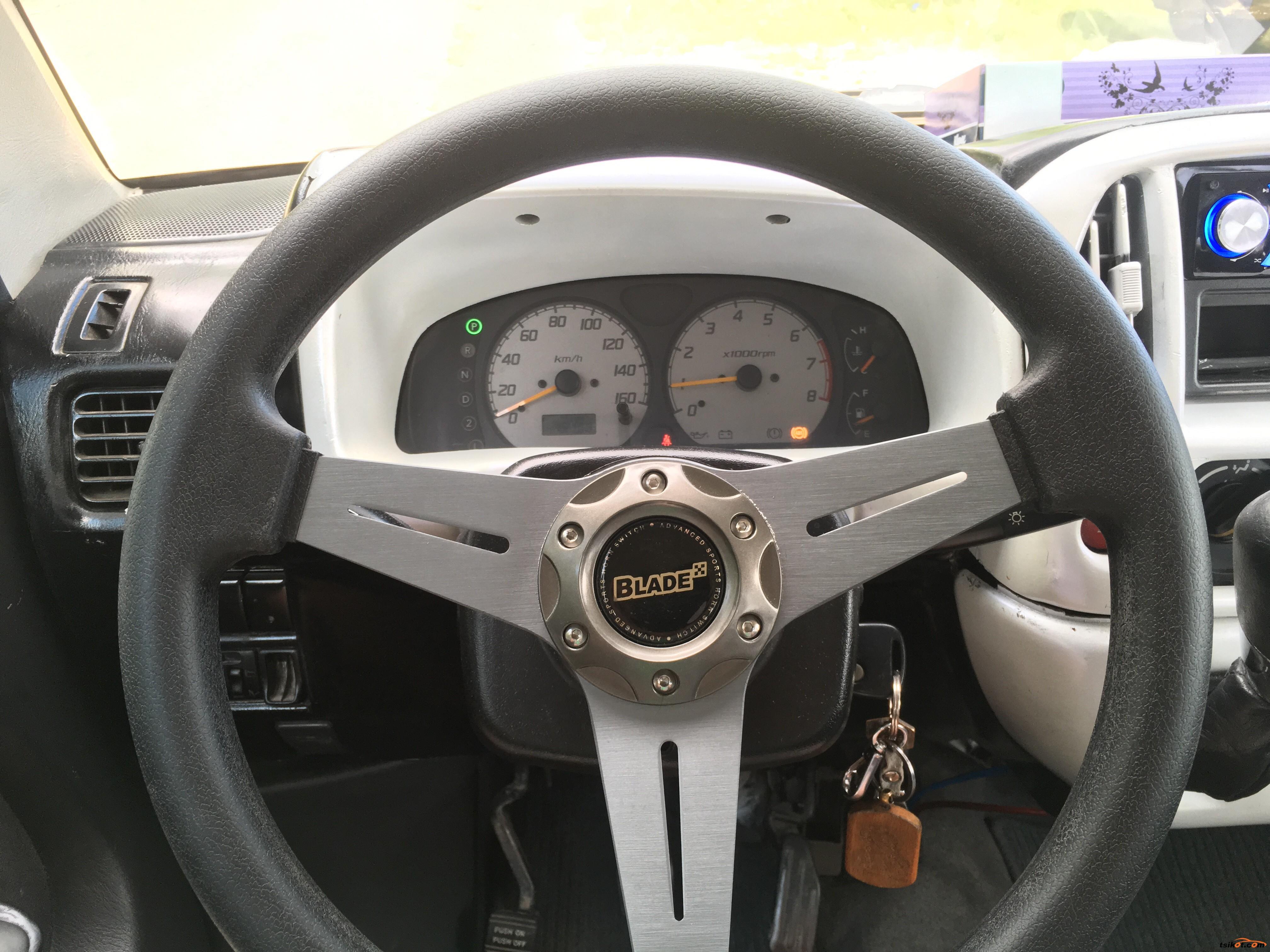 Suzuki Multi-Cab 2014 - 6