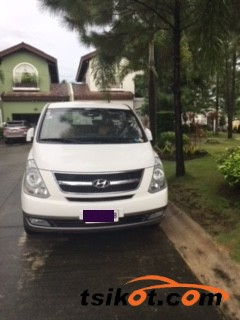 Hyundai G.starex 2014 - 1
