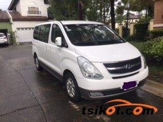Hyundai G.starex 2014 - 2