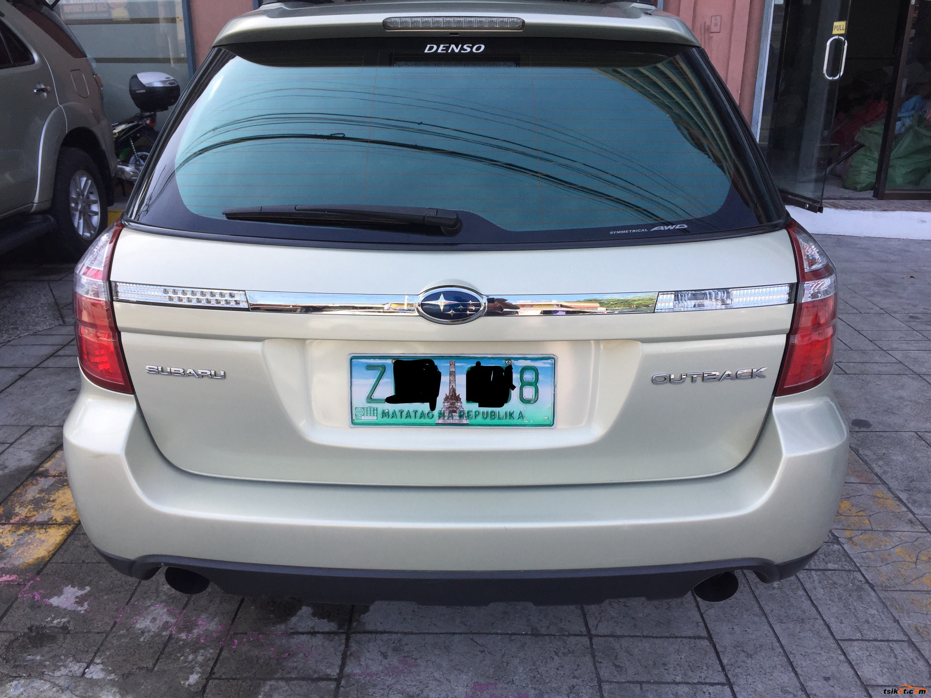 Subaru Outback 2008 - 2