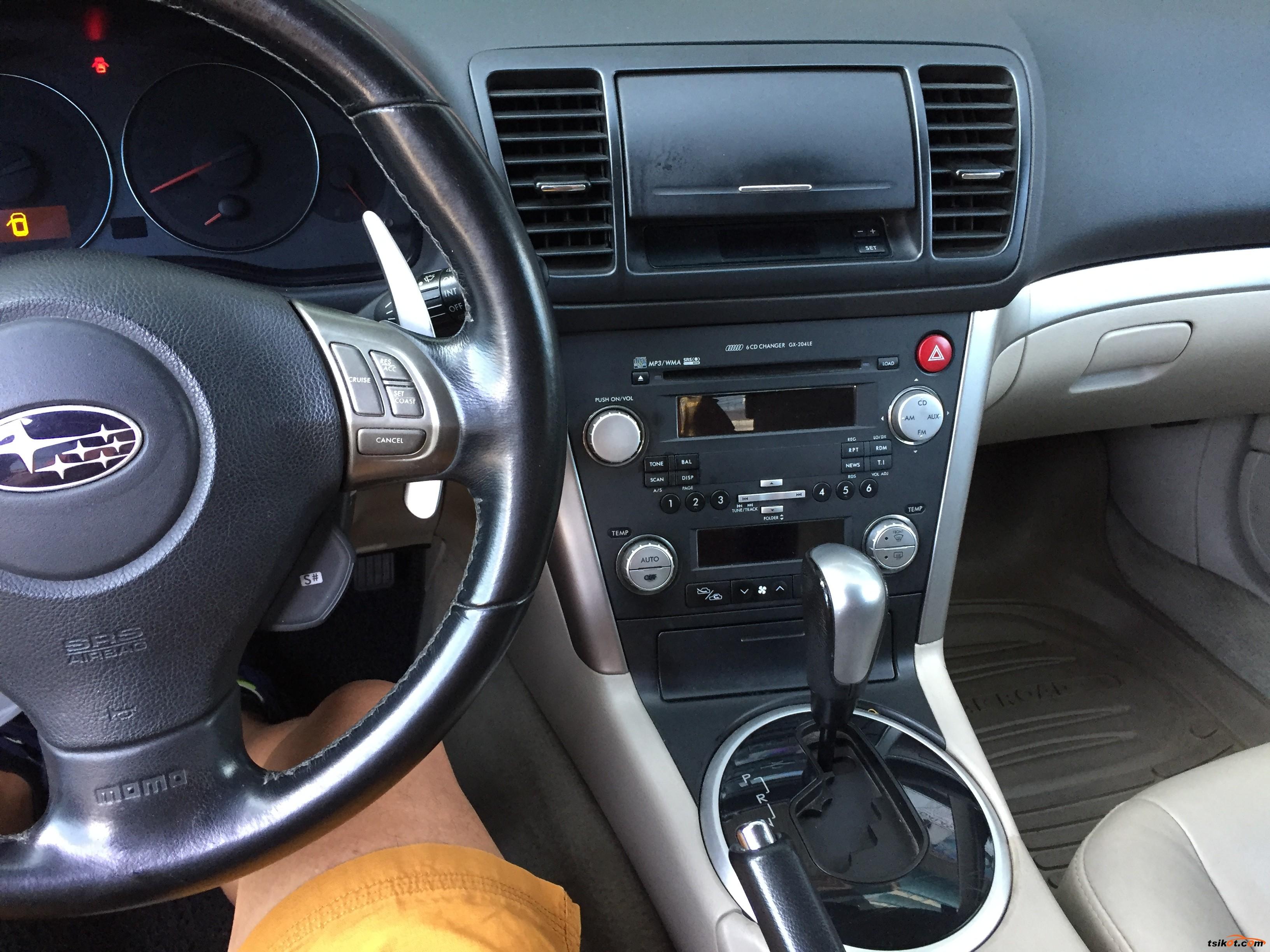 Subaru Outback 2008 - 5