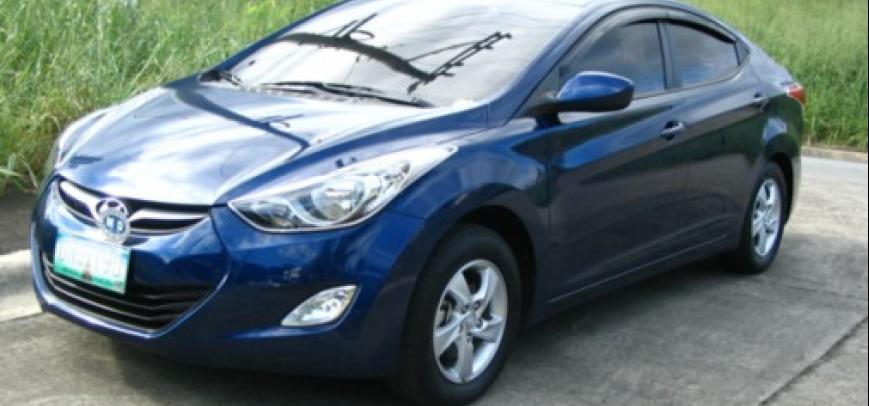 Hyundai Elantra 2013 - 12