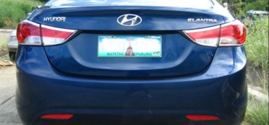 Hyundai Elantra 2013 - 14