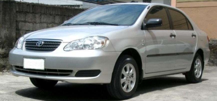 Toyota Corolla 2004 - 12