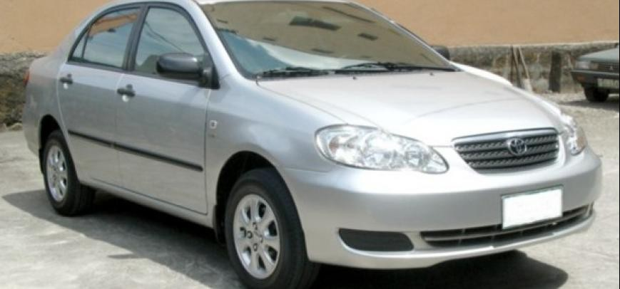 Toyota Corolla 2004 - 14