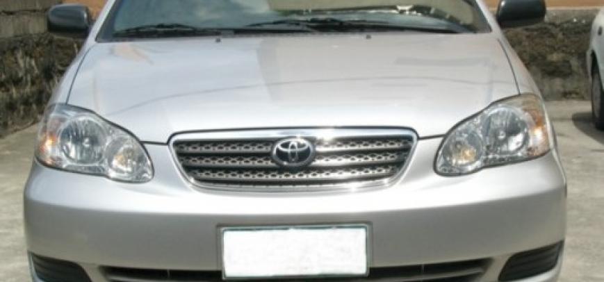 Toyota Corolla 2004 - 15