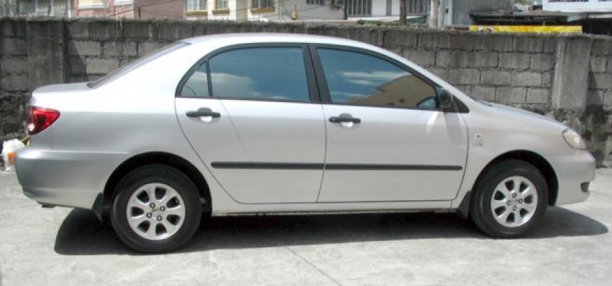 Toyota Corolla 2004 - 10