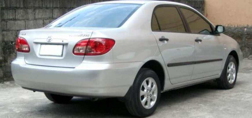 Toyota Corolla 2004 - 11