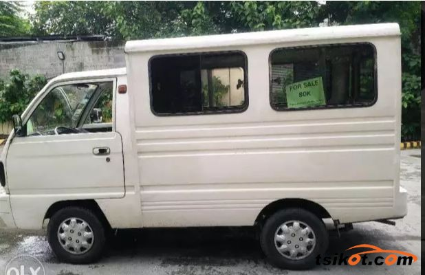 Suzuki Multi-Cab 2007 - 1