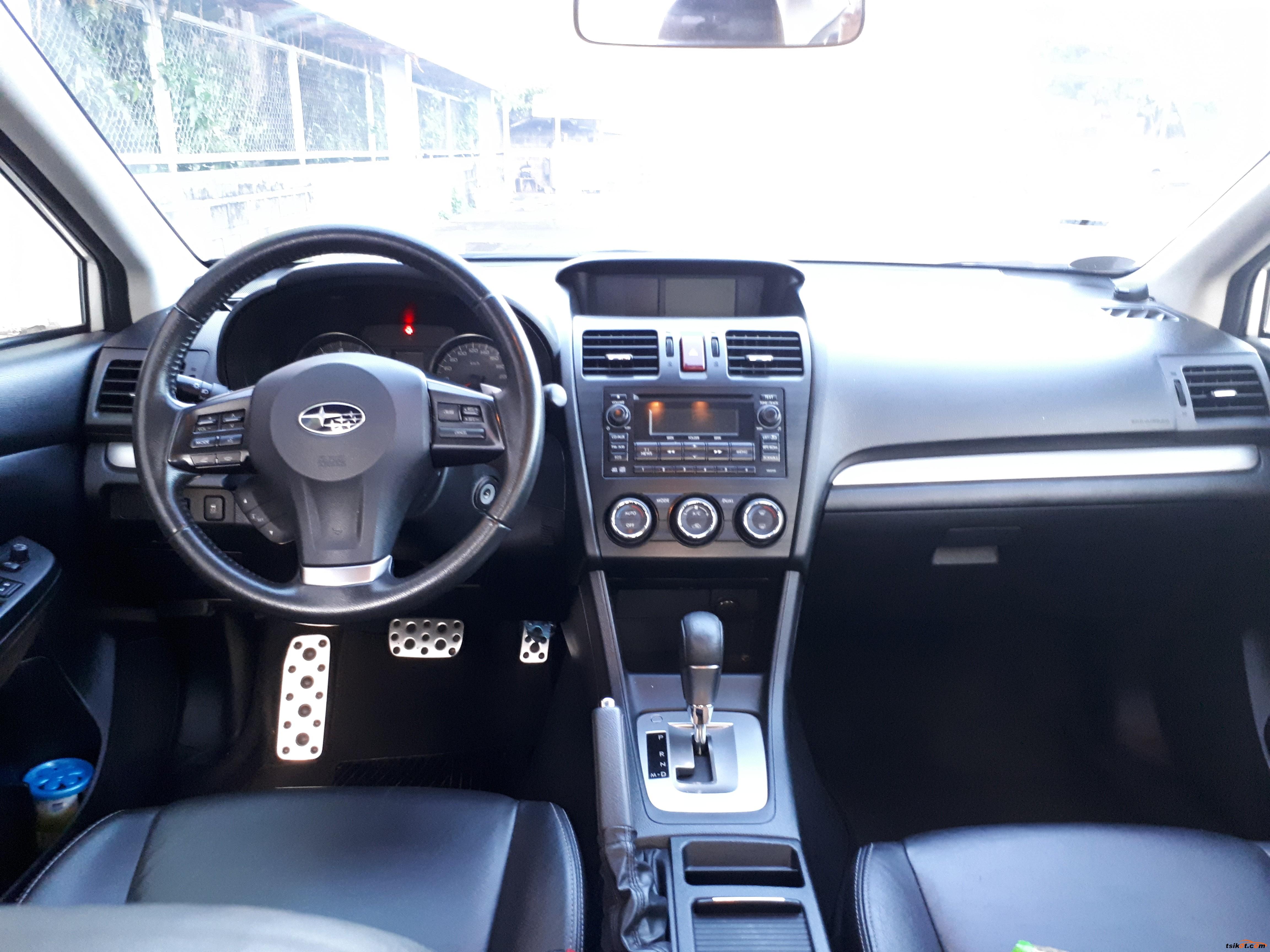 Subaru Impreza 2012 - 4