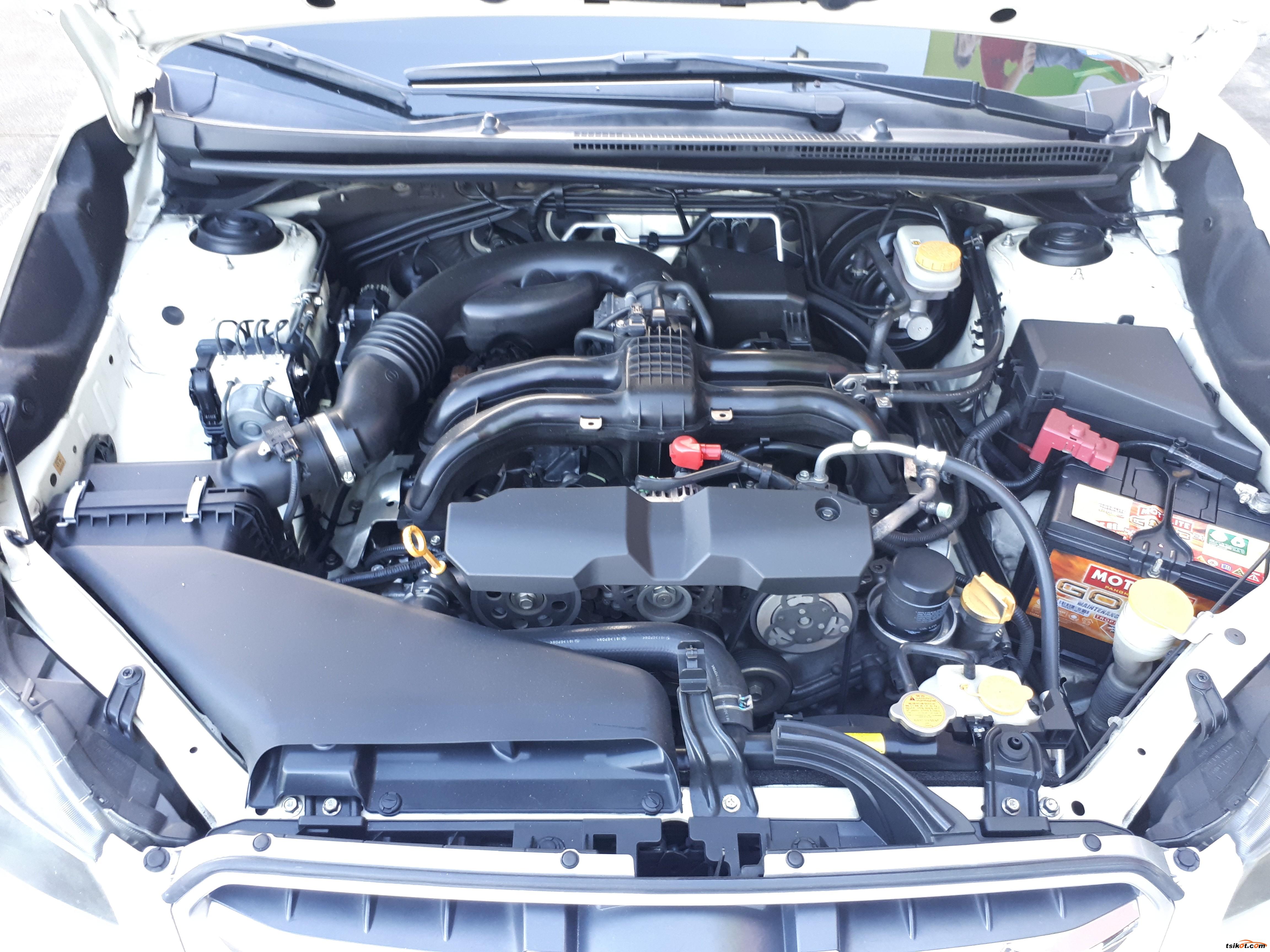 Subaru Impreza 2012 - 5