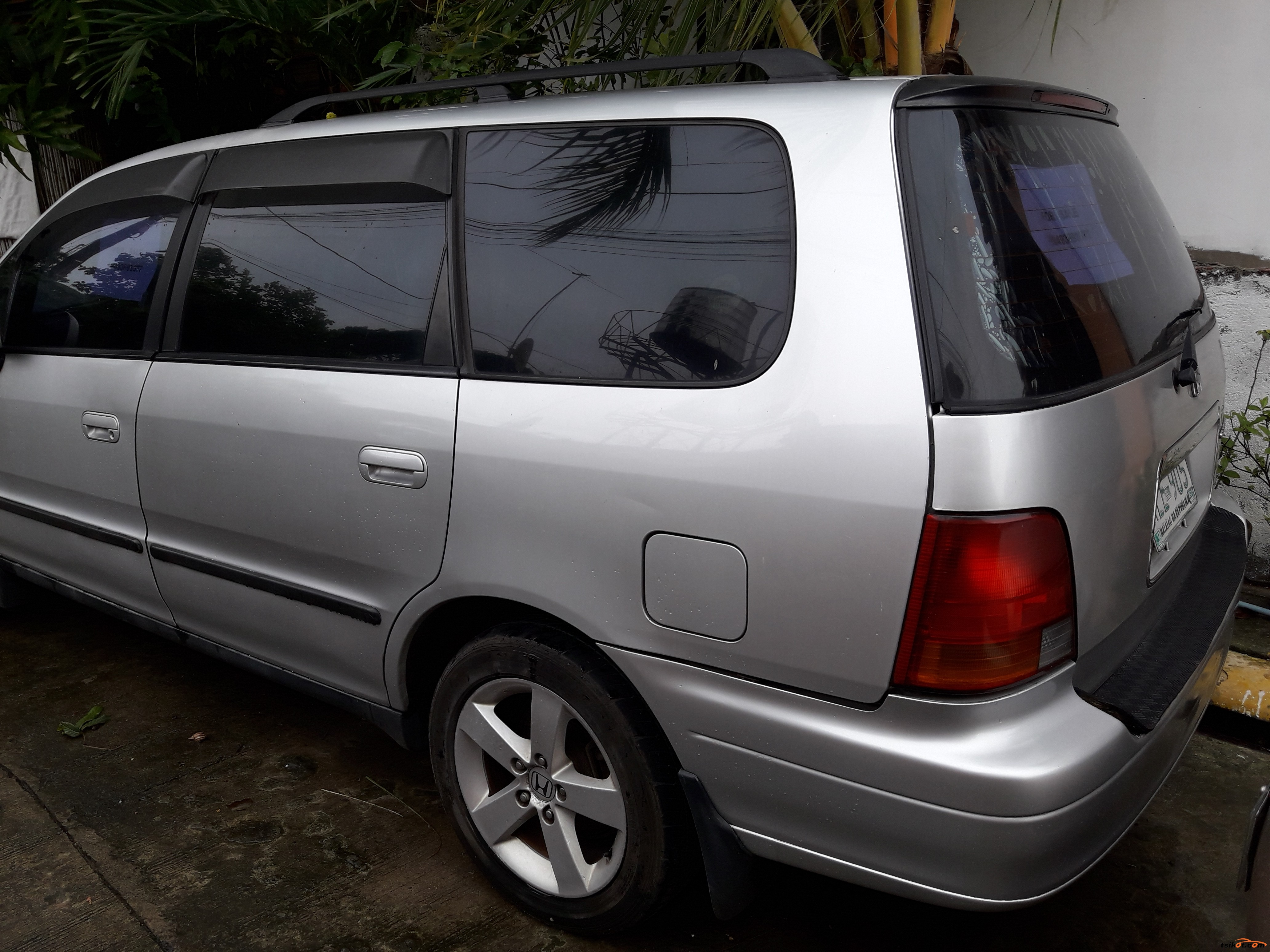 Honda Odyssey 2004 - 4