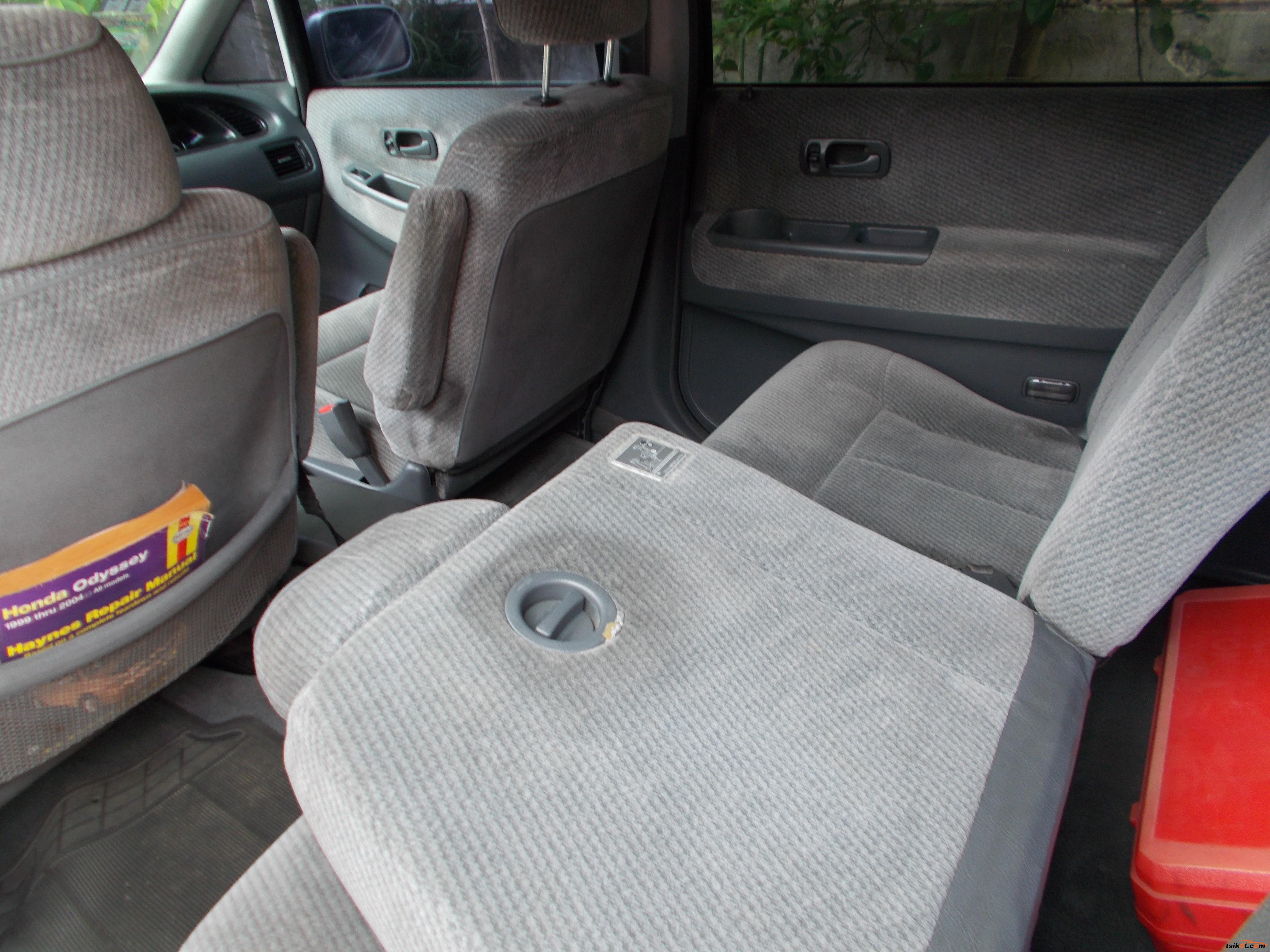 Honda Odyssey 2004 - 8
