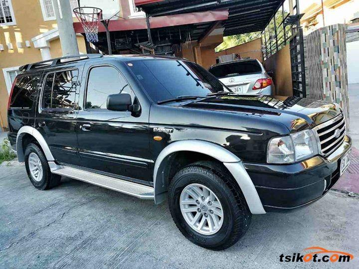 Ford Everest 2004 - 3