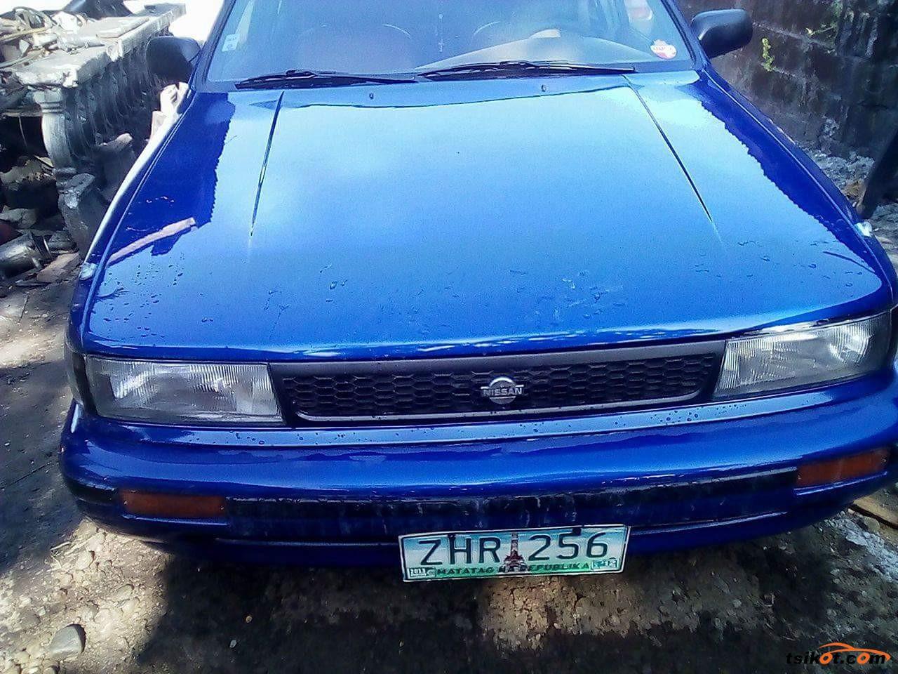 Nissan Bluebird 1990 - 2