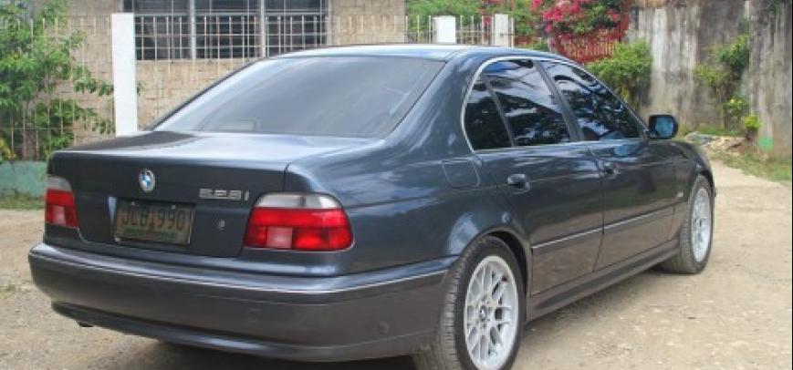 Bmw 528I 2007 - 2