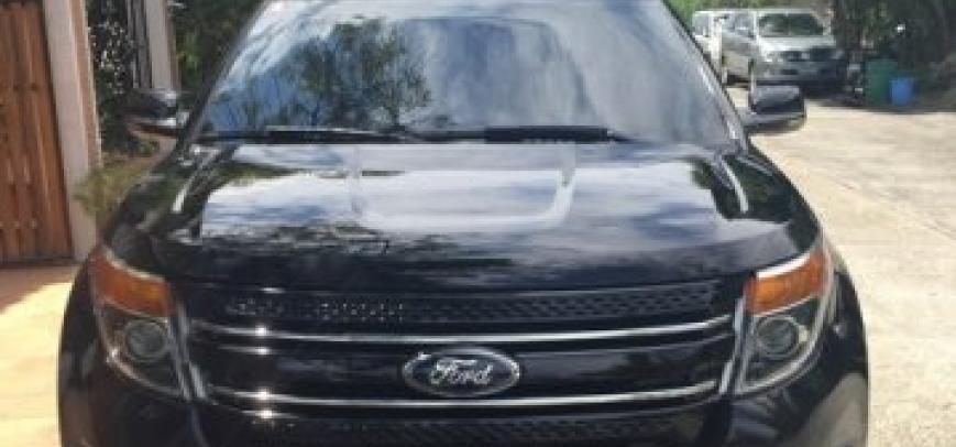 Ford Explorer 2012 - 1