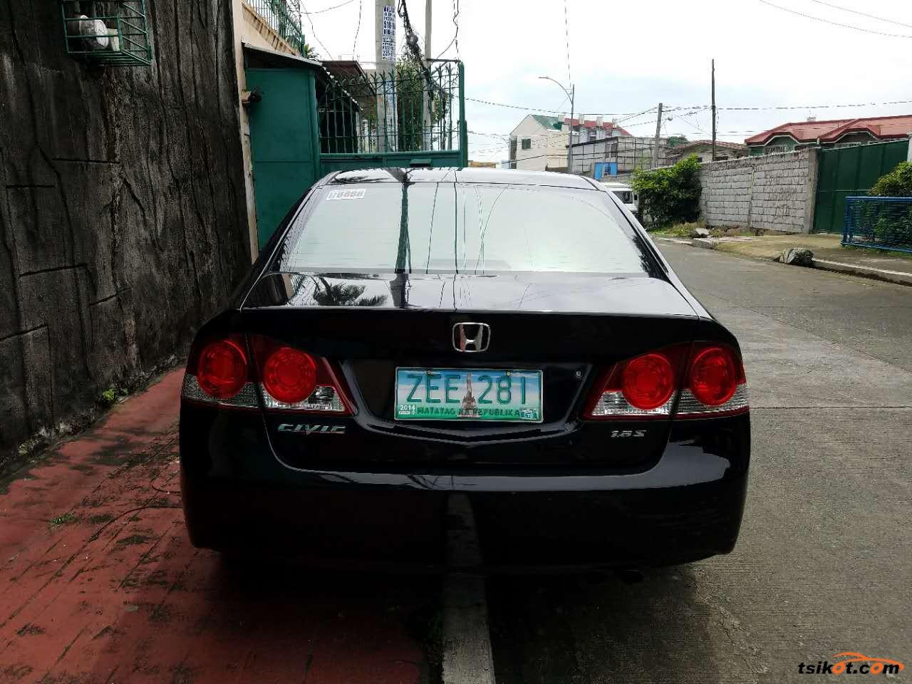 Honda Civic 2006 - 5