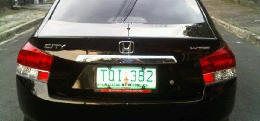 Honda City 2011 - 2