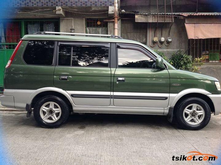 Mitsubishi Adventure 2002 - 8