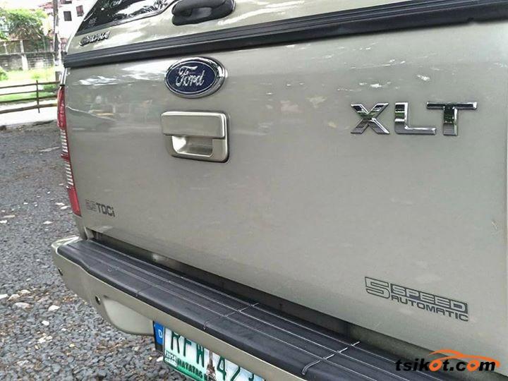 Ford Ranger 2007 - 8