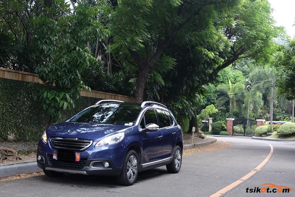 Peugeot 2008 2015 - 6